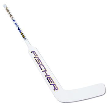Fischer GW150 Buffalo Wooden Goalie Stick Front