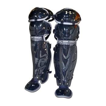 "Under Armour Professional Baseball/Softball Junior 13"" Catcher's Leg Guards - Various Colors"
