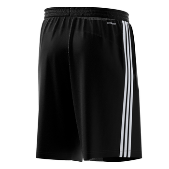 adidas Design2Move Climacool 3 Stripe Knit Shorts DT3050 - Black