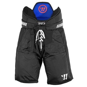 Warrior Covert QRE3 JUnior Ice Hockey Pants - Black Front