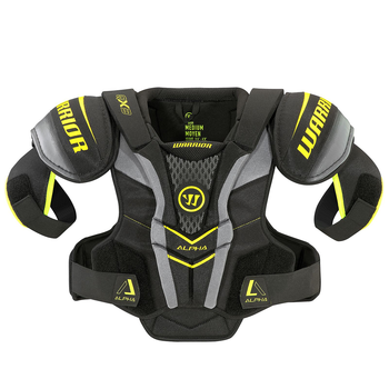 Warrior Alpha QX3 Senior Hockey Shoulder Pads