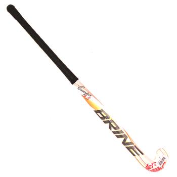 Brine Cempa 5.5 24mm Bow Composite Field Hockey Stick - White