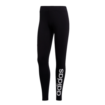 adidas Essentials Linear Women's Tights DP2386 - Black/White