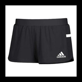 adidas Team19 Women's Running Shorts DW6863 - Black/White