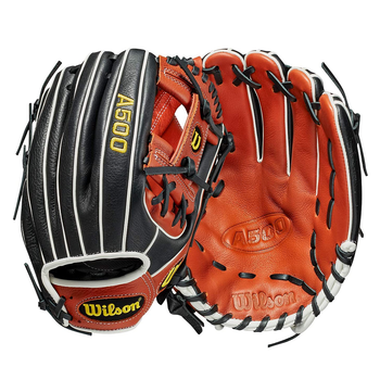 """Wilson A500 115 All Positions Youth Baseball Glove - 11.5"""""""