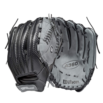 """Wilson A360 All Positions Slowpitch Softball Glove- 13"""""""