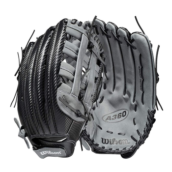 """Wilson A360 SP15 All Positions Slowpitch Softball Glove - 15"""""""