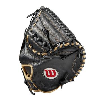 """Wilson A500 Catcher's Baseball Mitt/Glove - 32"""""""