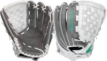 "Easton Fundamental FMFP125 12.5"" Fastpitch Softball Glove - Right Hand Throw"
