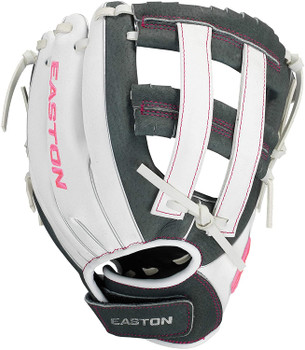 "Easton Ghost Flex GFY10PK Youth Series 10"" Fastpitch Softball Glove - Right Hand Throw"
