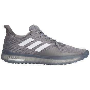 adidas FitBoost PR Men's Trainer Running Sneakers FV6943 - Grey, White, Grey