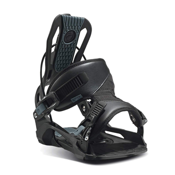 Flow Nexus F.21 Snowboard Bindings - Black