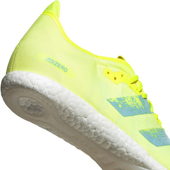 adidas Adizero Avanti Men's Track & Field Shoes FW2246 - Yellow, Aqua, Black