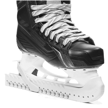 RollerGard SuperGard Hard Walkable Hockey Skate Guards - White