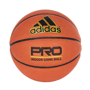 adidas Pro Official Indoor Game Ball - Natural, Black