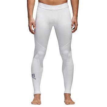 adidas Alphaskin Sport Men's Long Tights CD7195 - White