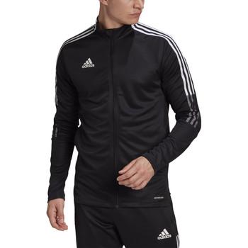 adidas Tiro 21 Men's Track Jacket GM7319 - Black