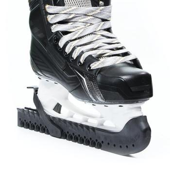 RollerGard SuperGard Hard Walkable Hockey Skate Guards - Black