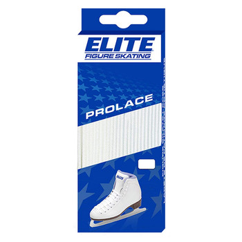 Elite Figure Skating Pro Lace - White