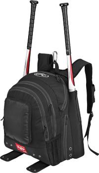 Rawlings BKPK Baseball Bat Backpack - Black