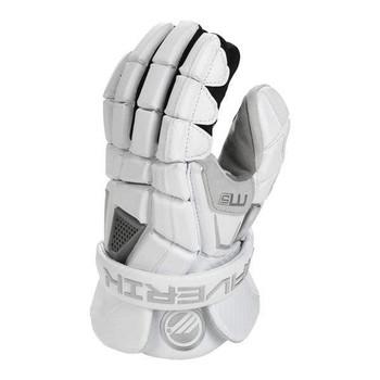 Maverik M5 2023 Lacrosse Gloves - White