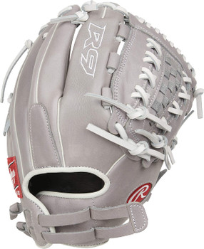 """Rawlings R9 Pitcher/Infield 12"""" Fastpitch Softball Glove - Right Hand Throw"""