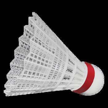 Champion Nylon Outdoor Badminton Shuttlecocks - Set of 6