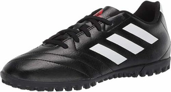 Adidas Goletto VI TF Turf Adult Soccer Cleats FV8703 - Black, White, Red