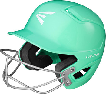 Easton Alpha Softball Batting Helmet - Mint