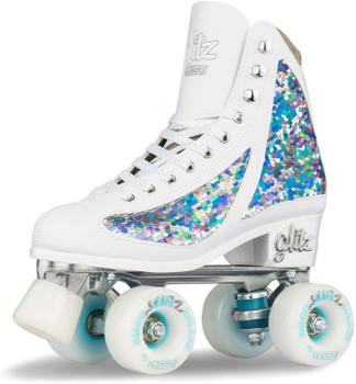 Crazy Skate Glitz Women's Roller Skates - Diamond