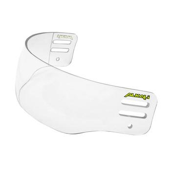 Alkali Zenith Hockey Half Shield / Visor - Clear