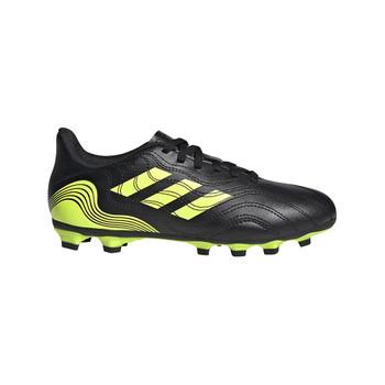 adidas Copa Sense .4 Soccer Cleats CM8533 - Black/Solar Yellow