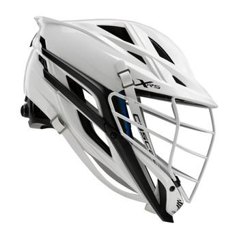 Cascade XRS Lacrosse Helmet - White/White Cage