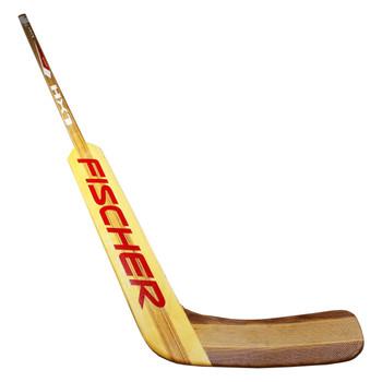 Fischer LXH Junior Goalie Stick - Regular Curve