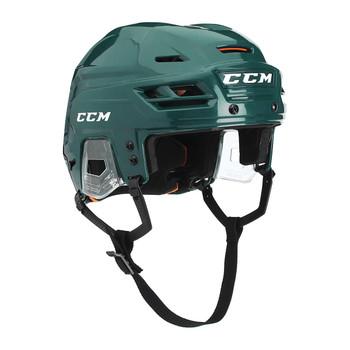 CCM Tacks 710 Senior Hockey Helmet - Dark Green