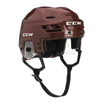 CCM Tacks 710 Senior Hockey Helmet - Maroon