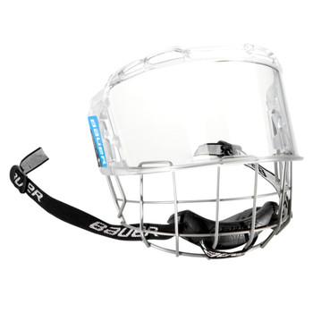 Bauer Hybrid Shield Protective Hockey Helmet Facemask