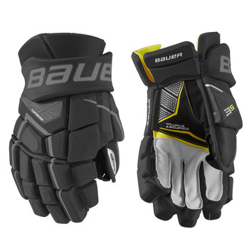 Bauer S21 3S Senior Hockey Gloves - Various Colors