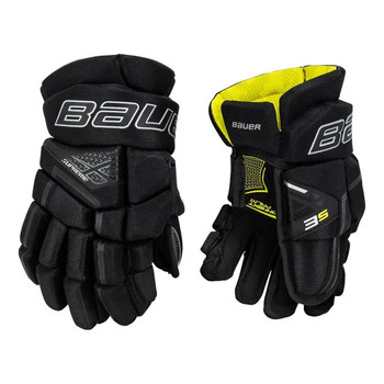 Bauer S21 Supreme 3S Junior Hockey Gloves - Various Colors