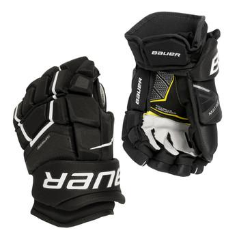Bauer S21 Supreme Matrix SMU Intermediate Hockey Gloves - Various Colors