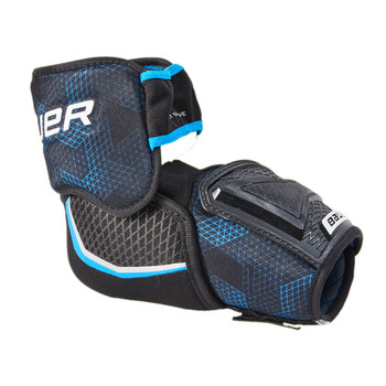 Bauer X Hockey Elbow Pads - Intermediate, Junior and Youth Sizes
