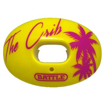 "Battle ""The Crib"" Oxygen Football Mouthguard"