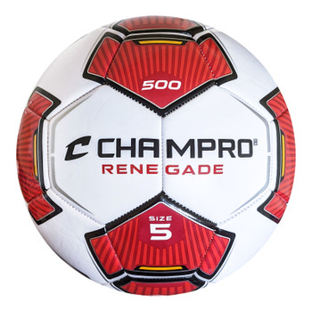 Champro Renegade Soccer Ball - Various Sizes & Colors