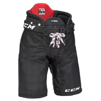 CCM Jetspeed Vibe SMU Junior Hockey Pants - Black
