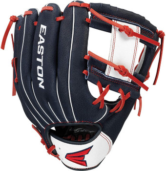 Easton 2021 Professional Youth 10-Inch Youth Glove - I-Web