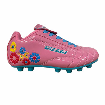 Vizari Pink Blossom Youth Soccer Cleats