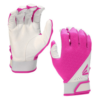 Easton Women's Fundamental Fastpitch Softball Batting Gloves - Various Colors, Adult & Youth Sizes