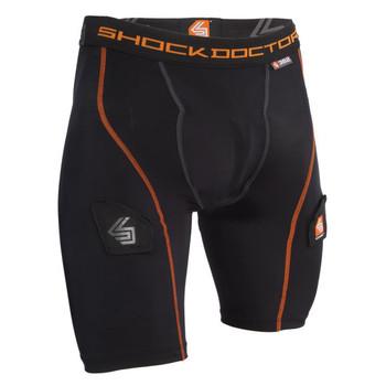 Shock Doctor Core Compression Senior Hockey Shorts