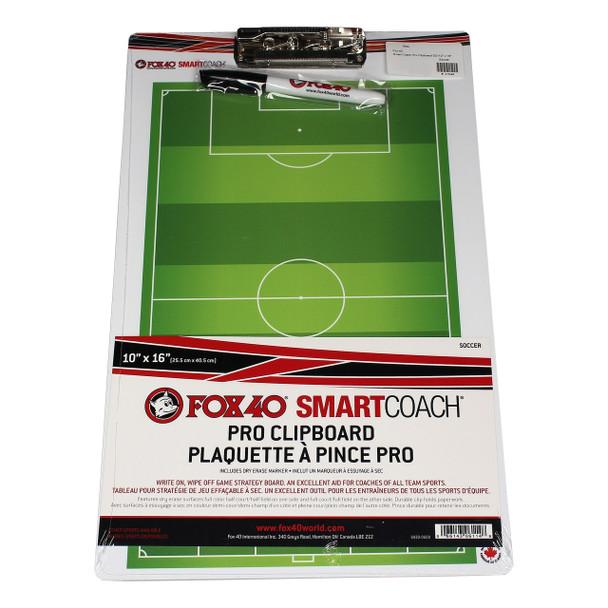 Fox 40 Smart Coach Pro Soccer Clipboard