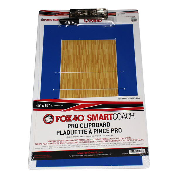 Fox 40 Smart Coach Pro Clipboard for Volleyball